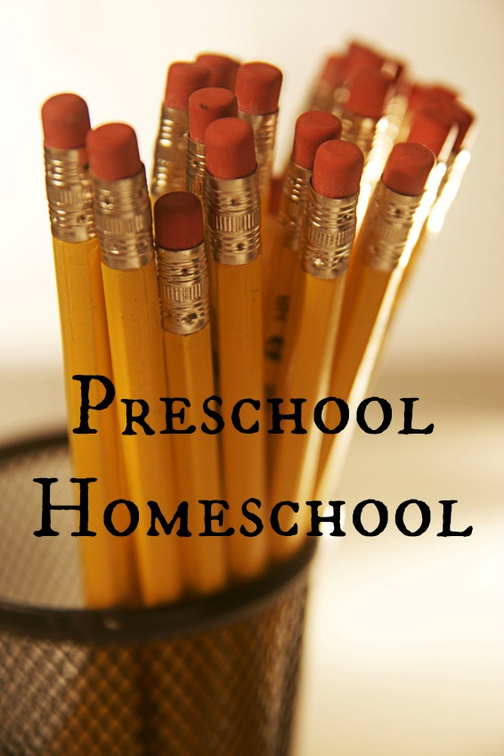preschool lesson outline
