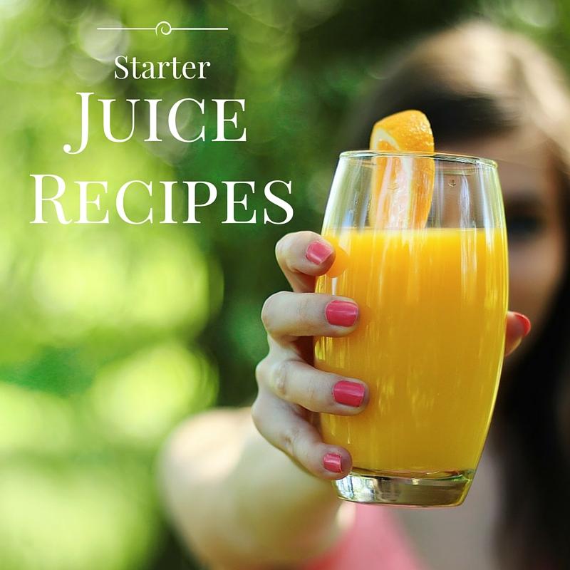 Starter Juice Recipes