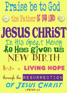 Easter Bible Quotes New Easter Subway Art  Bible Verses For Easter