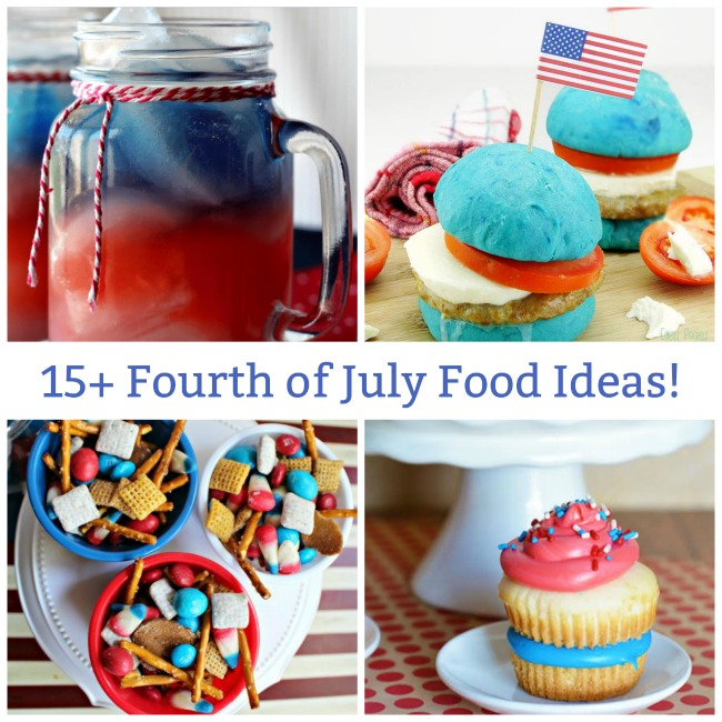 Fun in the kitchen 4th of july party ideas for July 4th food ideas