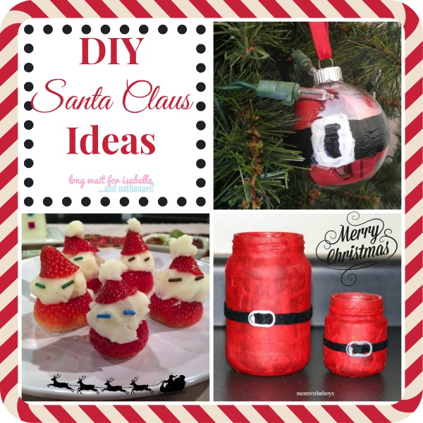 Santa Claus Crafts