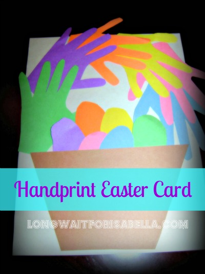 preschool easter craft