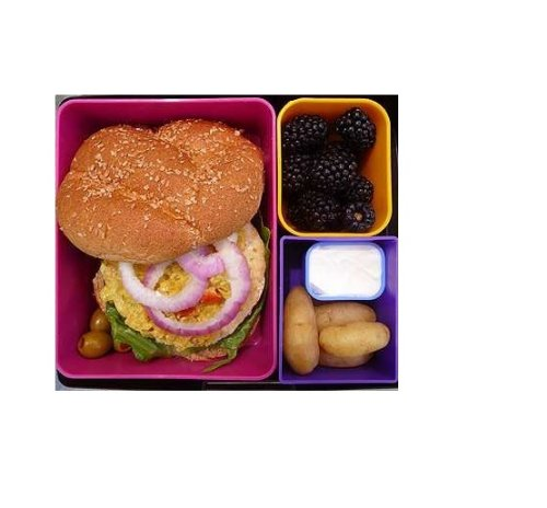 Laptop Lunches Bento Idea