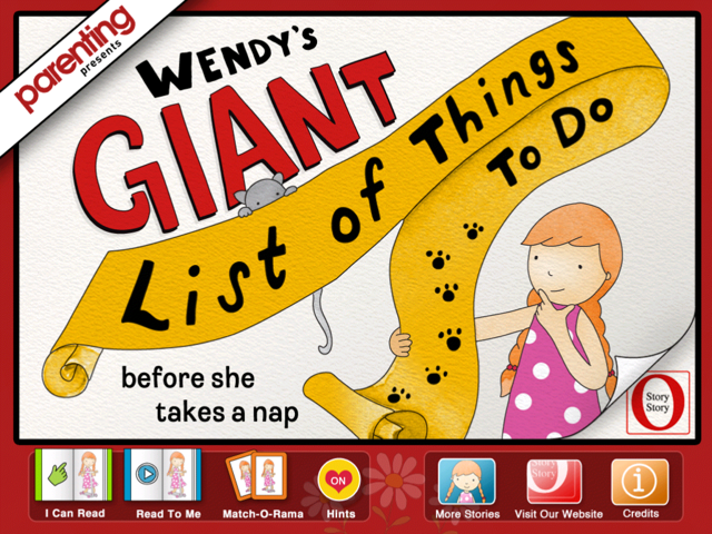 wendy's giant list