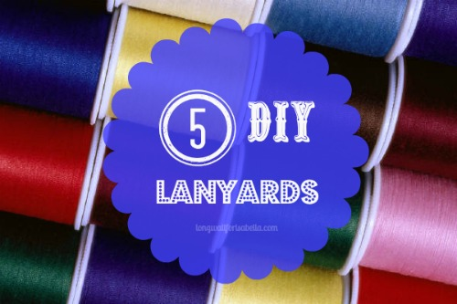 diy lanyards