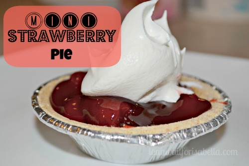 mini strawberry pie 3