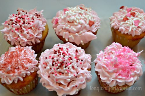 strawberry lemon cupcakes 2