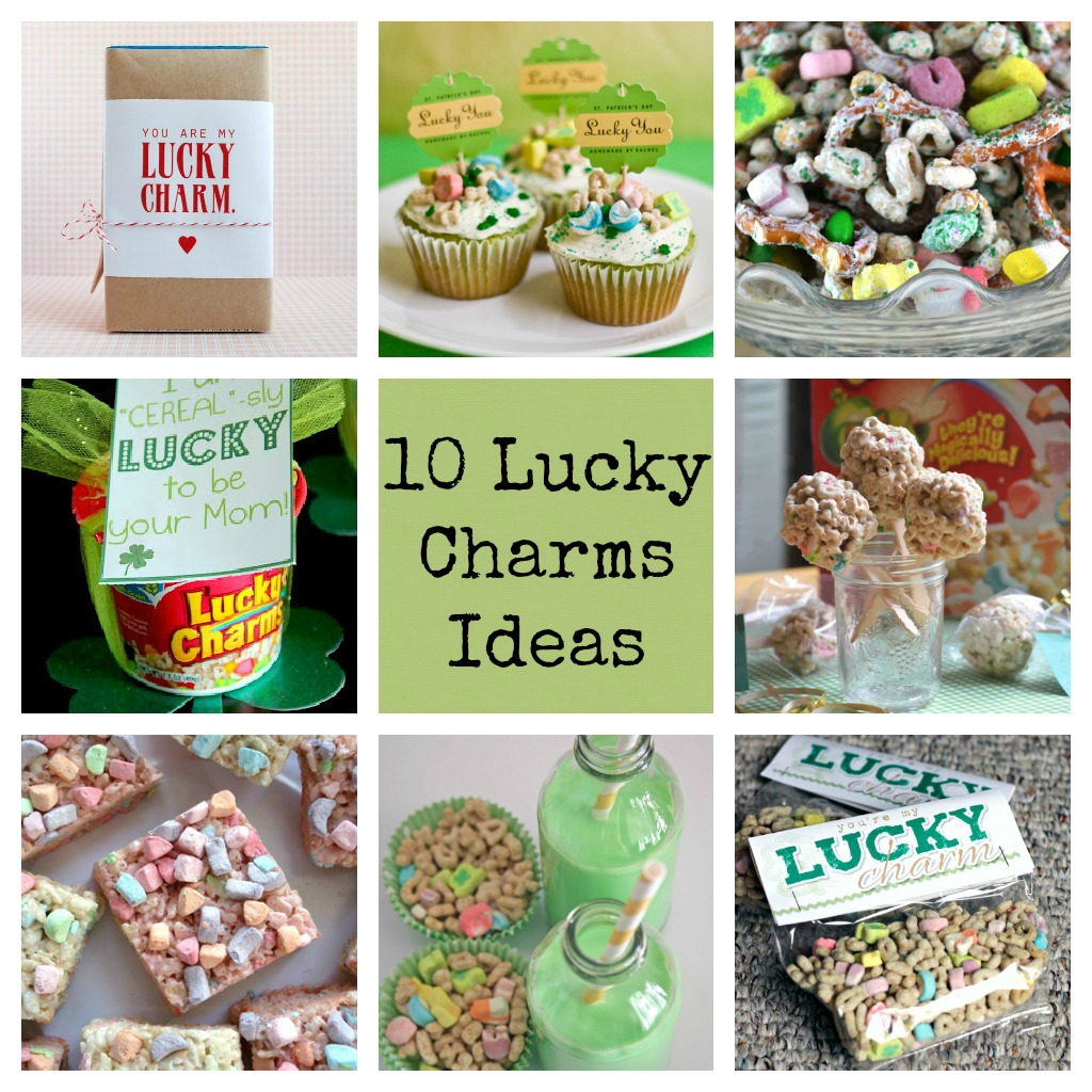 Lucky Charms Ideas