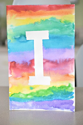 Watercolor painting ideas the image kid for Simple watercolor paintings for kids