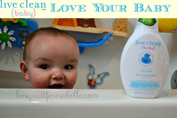 live clean baby products