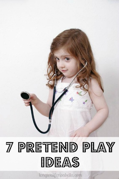 pretend play ideas