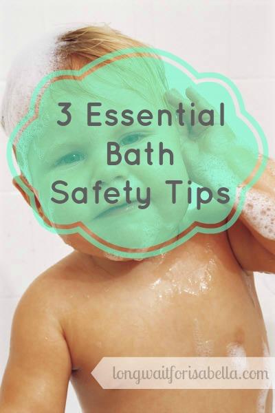 3 Essential Bath Safety Tips