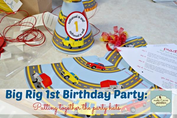 big rig party