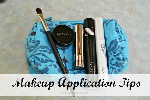 Everyday Look: Makeup Application Tips