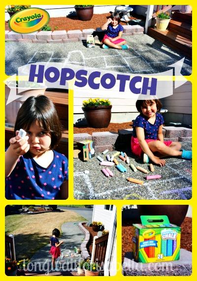 crayola hopscotch