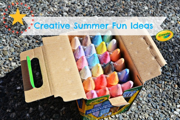 creative summer fun