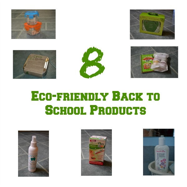 Eco-Friendly Back to School Products
