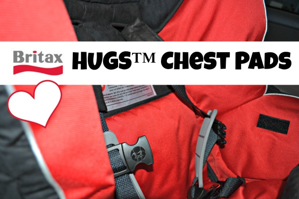 hugs chest pads