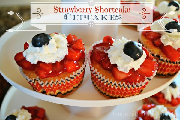 strawberry shortcake cupcakes 3