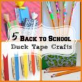 Duck Tape Crafts
