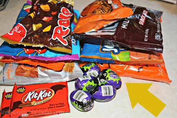 hersheys halloween candy
