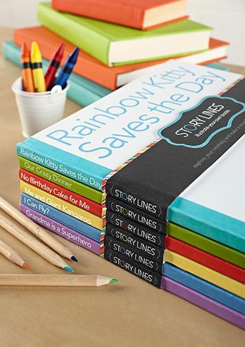 Compendium Inc. Story Lines Books