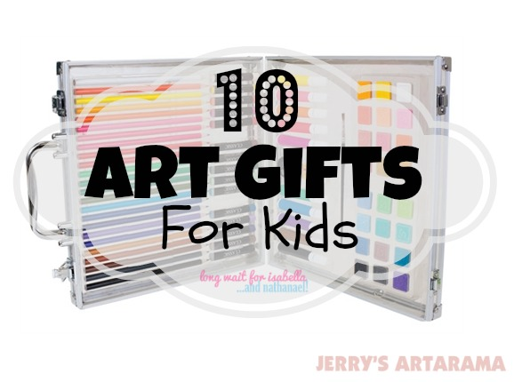 art gifts for kids