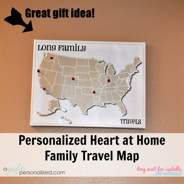 Long Wait For Isabella – Family Travels Map