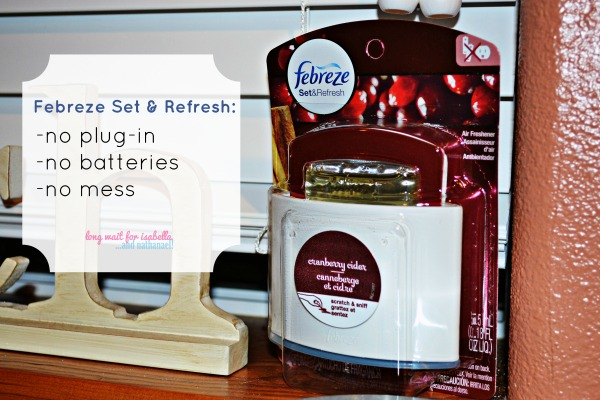 febreze holiday scents 2