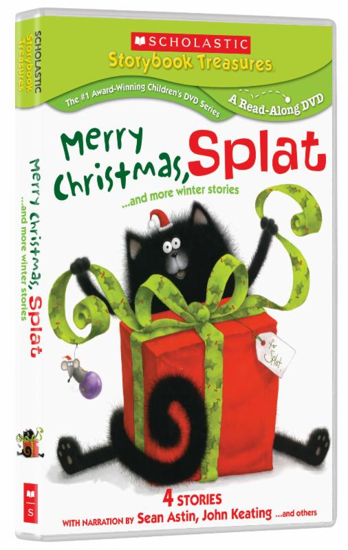 merry christmas splat