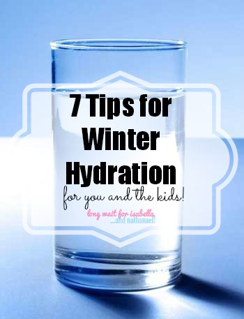 winter hydration