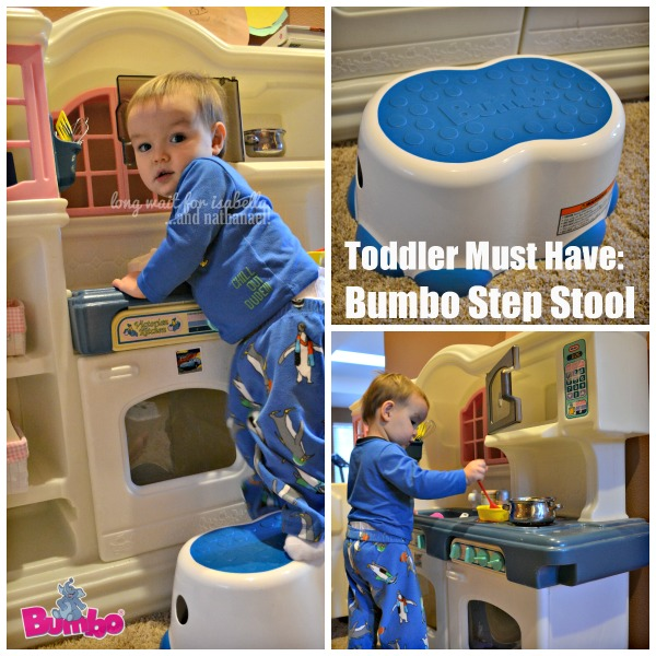 bumbo step stool collage