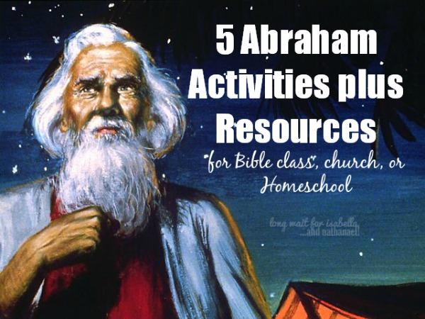 abraham activities