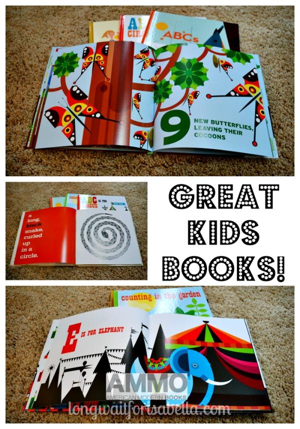 ammo kids books