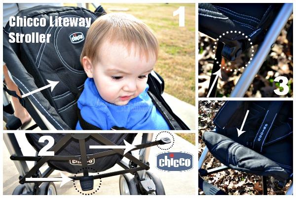 chicco liteway stroller | Long Wait For Isabella
