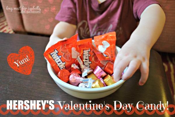 hersheys valentines candy