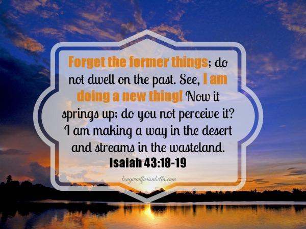 new start bible verse