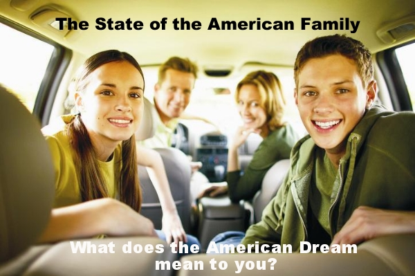 State of the American Family