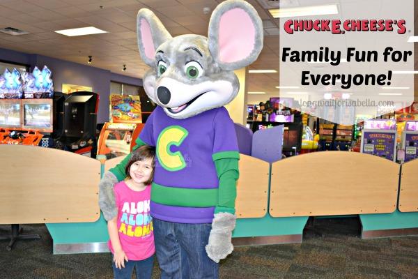 Chuck E Cheese Family Fun In Baton Rouge Long Wait For