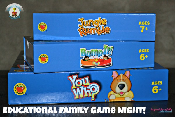 educational family games