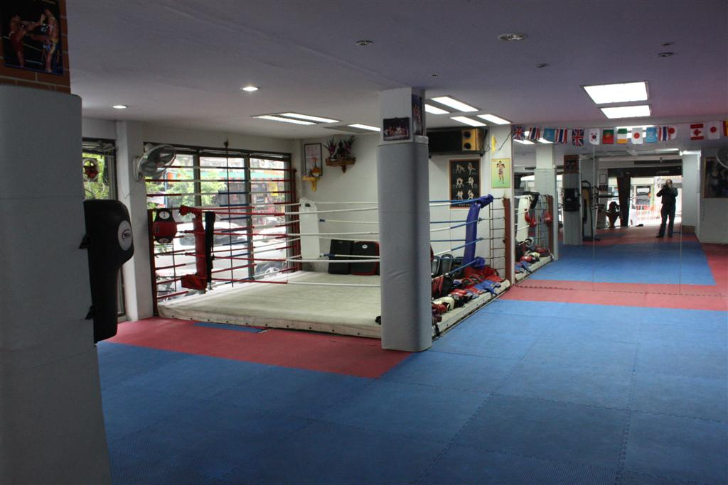 Get Ready for Summer with Muay Thai Training