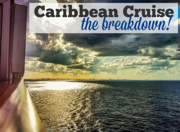Kid Friendly Travel: Caribbean Cruise