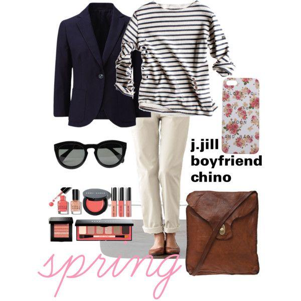 Chino Boyfriend Pants