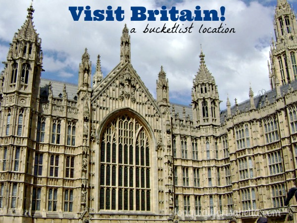 Visit Britain: Find Your Storybook
