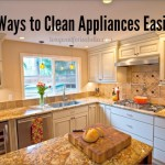 5 Ways to Clean Kitchen Appliances Easily