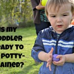 Is My Toddler Ready to Be Potty Trained?