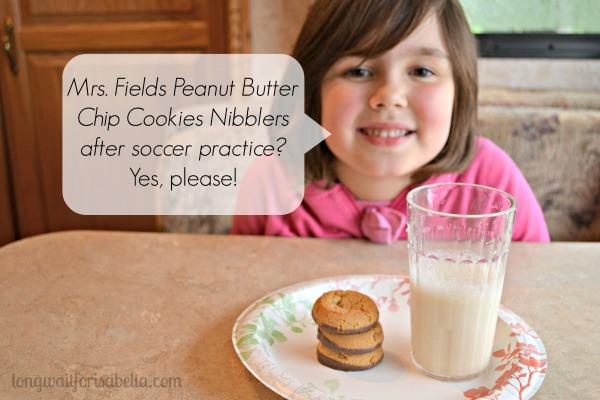 soccer practice snack