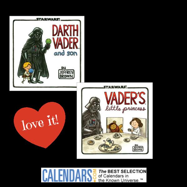 Darth Vader Gift Books