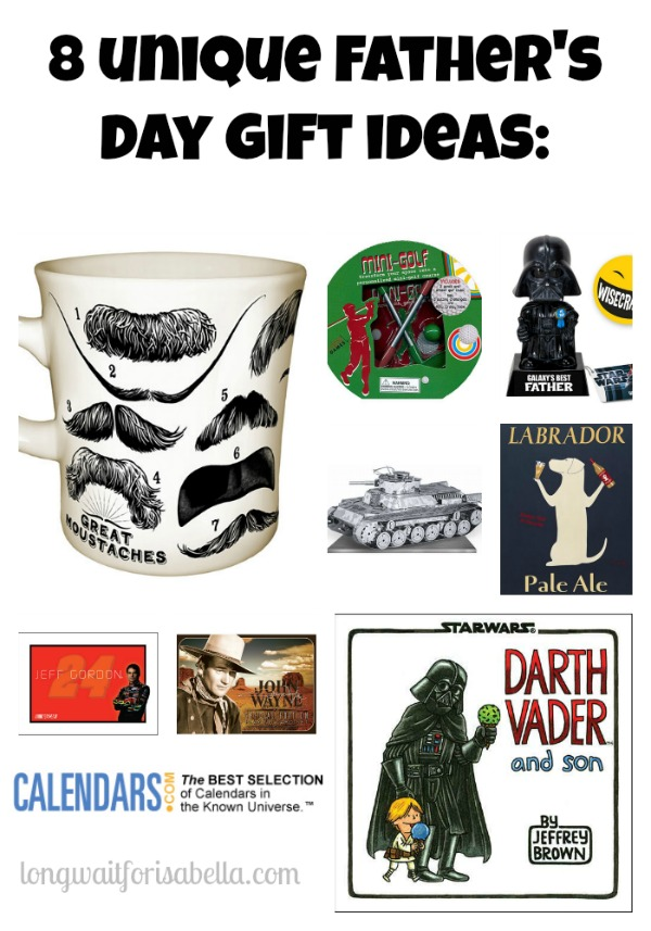 8 Unique Father's Day Gift Ideas