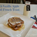 French Vanilla Apple Strudel French Toast Recipe